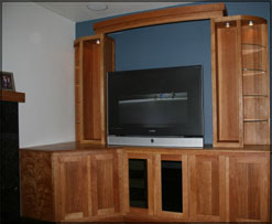 Cherry Entertainment Center