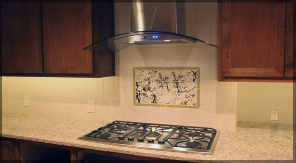 Range Backsplash Design